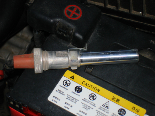 D Block Heater Installation on Fiat Engine Diagram