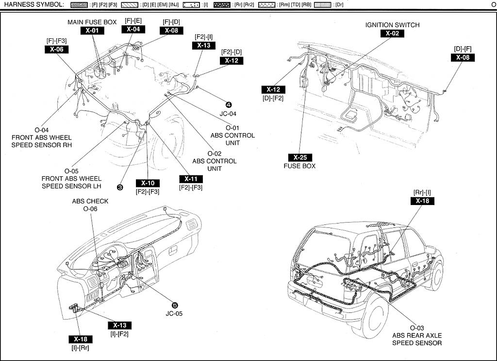 kia sorento abs wiring diagram wiring diagram portal u2022 rh graphiko co 2004 Kia Spectra Fuse Box Diagram 2007 Kia Spectra5 Fuse Box Diagram
