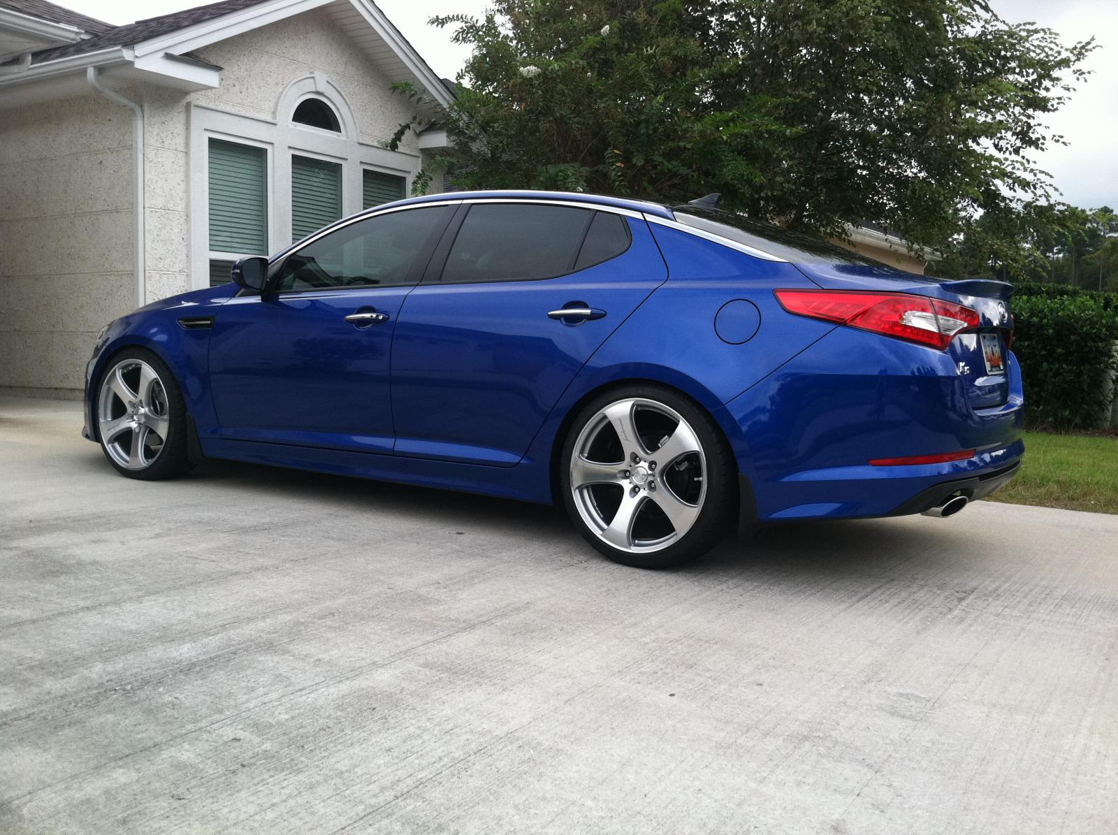 Lowered Optima SX - Kia Forum