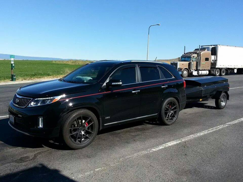 "changing to 20"" inch rims - Page 3 - Kia Forum"