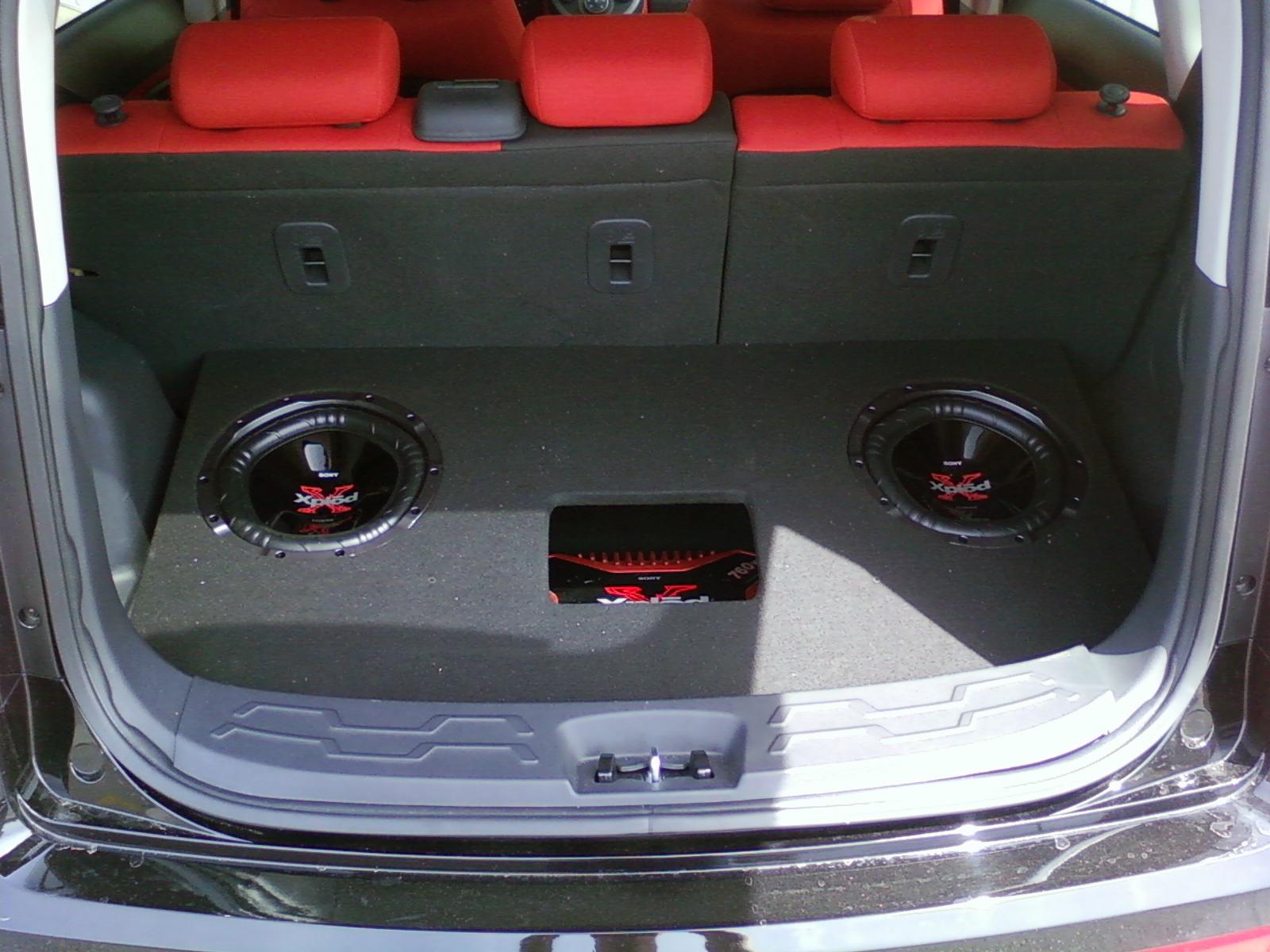 Kia Soul: Speakers Removal