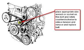 How To Accessory Serpentine Belt 2 4l 4 Cyl Kia Forum