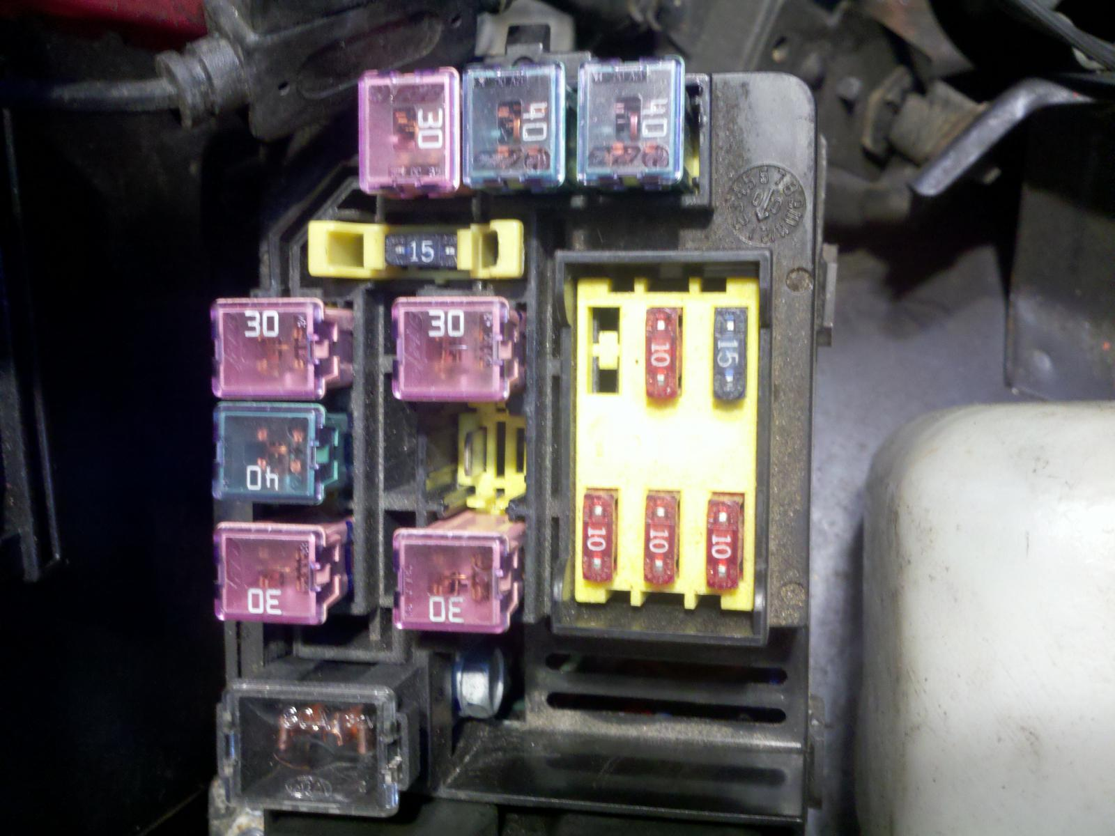 Fuse Layout | Kia Forum | 99 Kia Sportage Fuse Box Diagram |  | Kia Forum