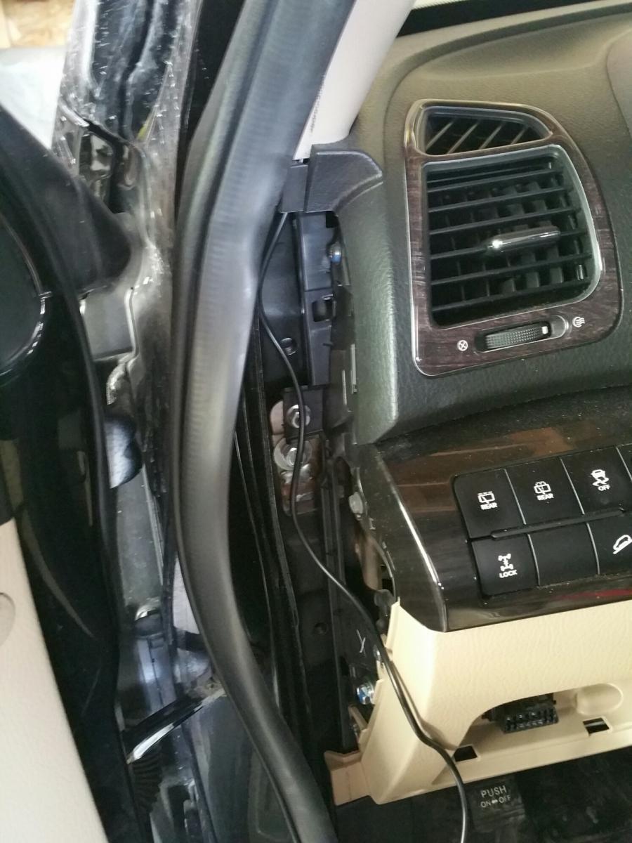 My Dash Cam Install Kia Forum