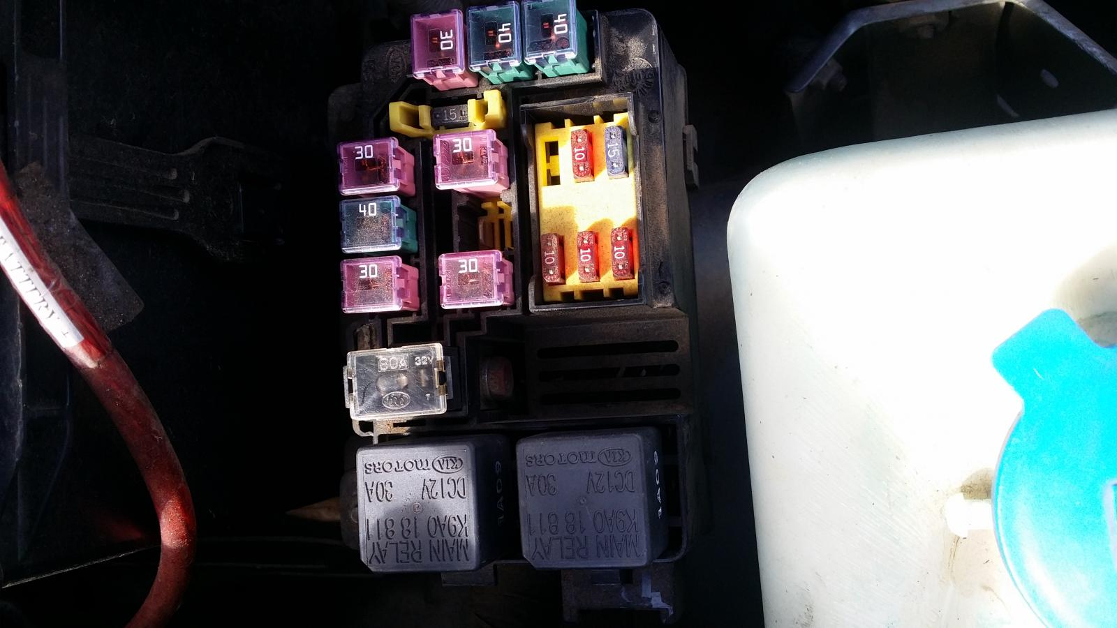 2000 Kia Sportage Under Hood Fuse Box 37 Wiring Diagram Images 58017d1457381222 2001 Will Turn Over 20160307 135847 But Not