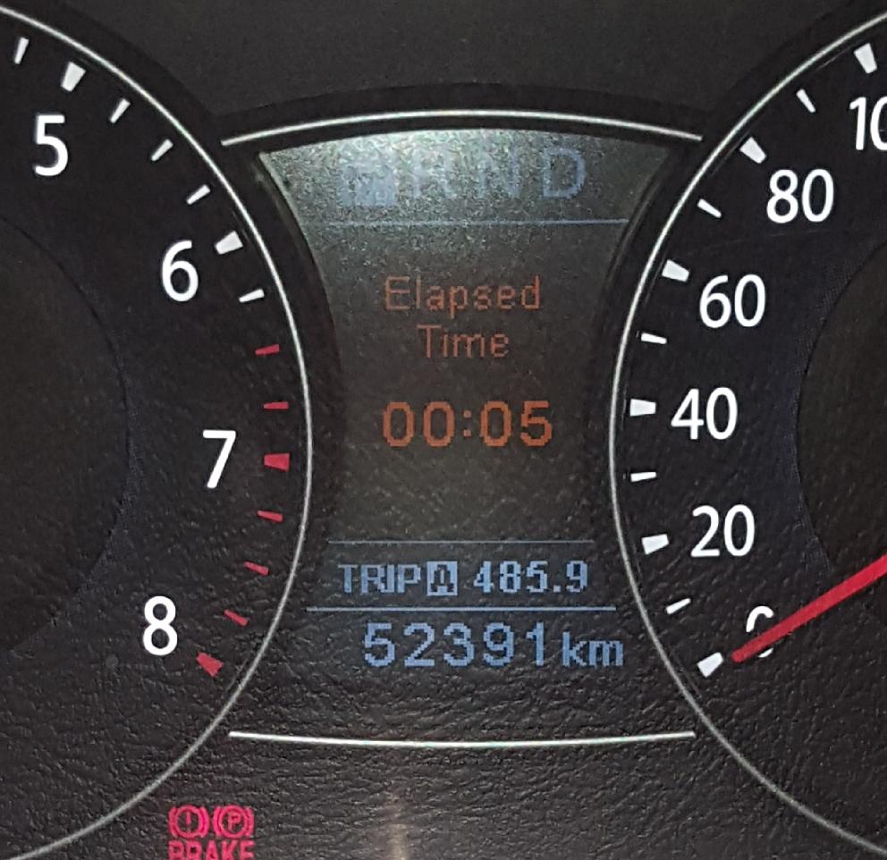 Hyundai Gainesville Ga: Kia Opirus 2009 Information Displays Problem