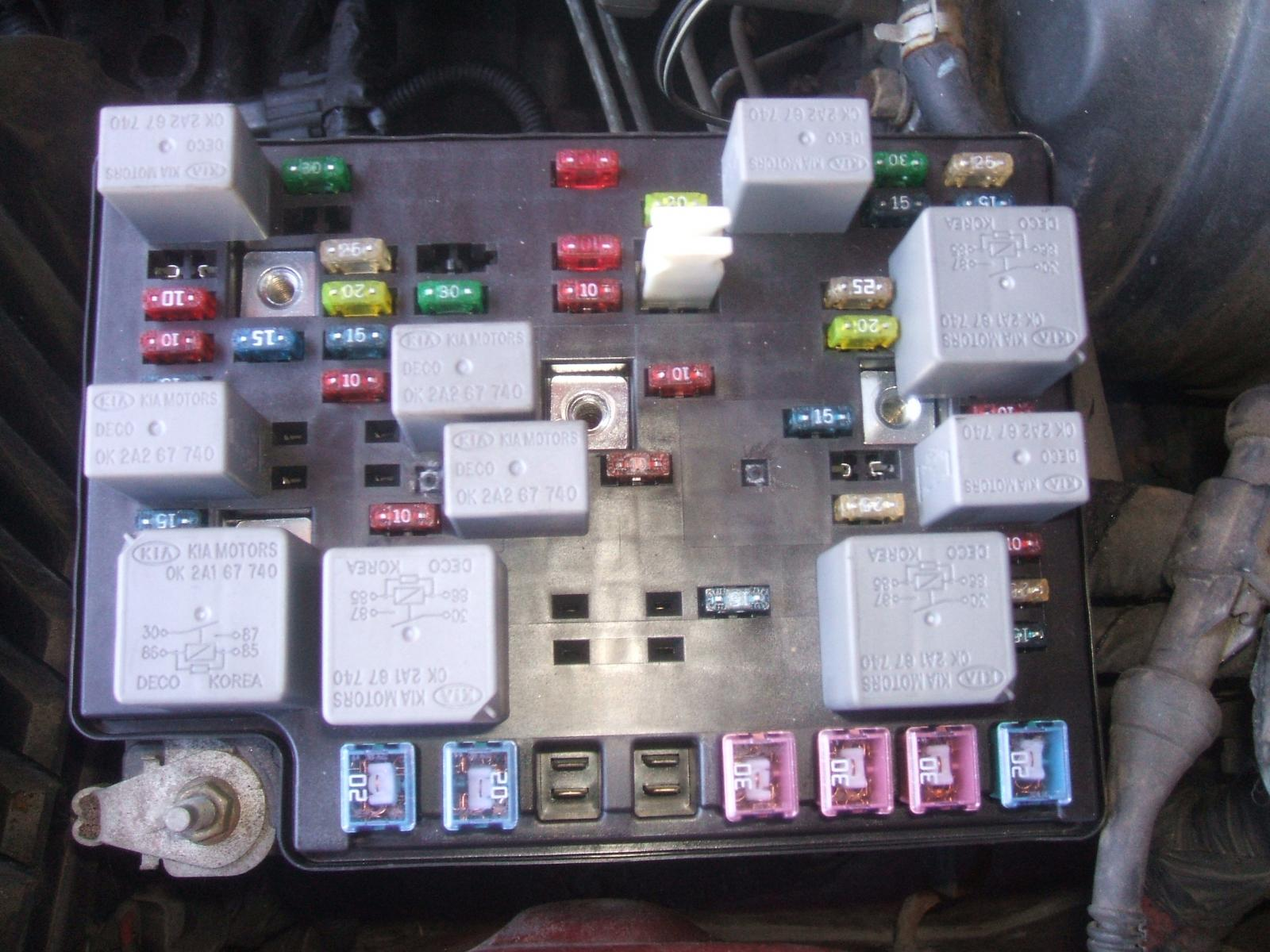 98 Kia Sephia Fuse Box 22 Wiring Diagram Images Diagrams 1996 Shuma Starting Problems Forum 11685d1338974764 3