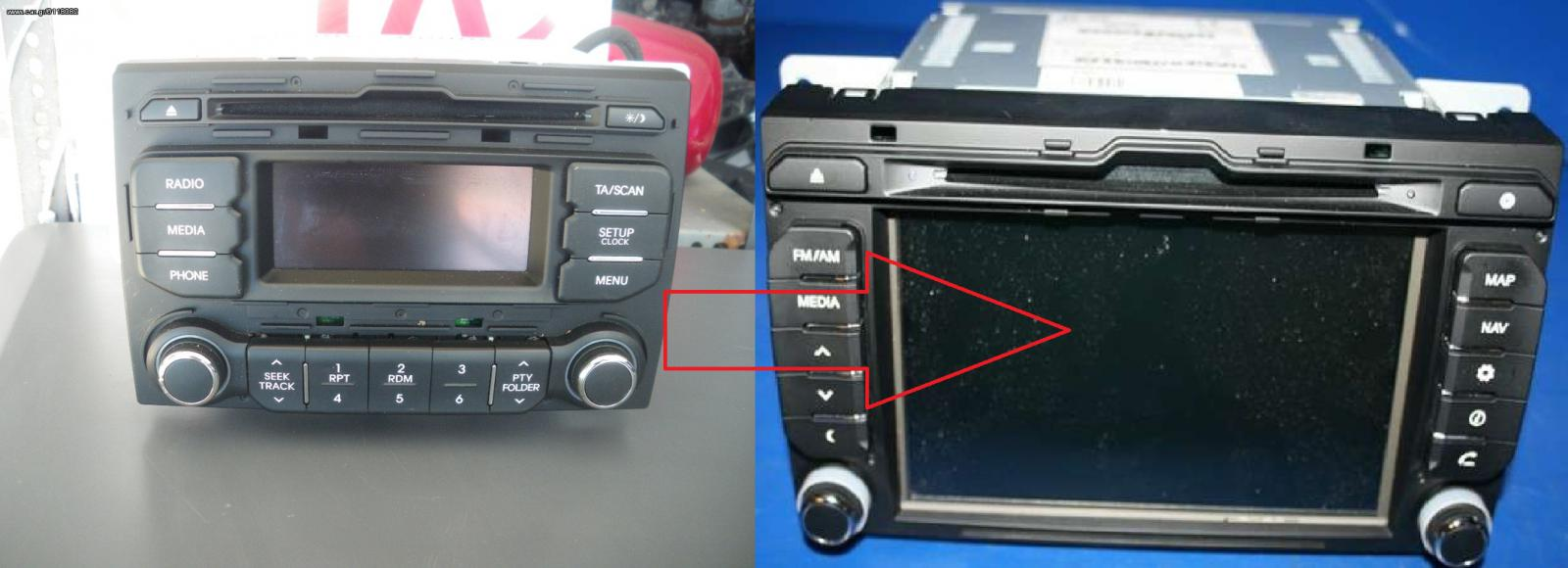 Kia rio navigation system installation 6118082_1_b jpg