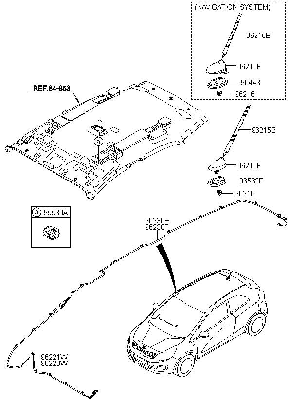 2008 sedona radio wiring diagram