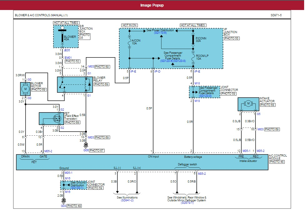 2007 Kia Spectra Blower Wiring Diagram - Wiring Diagram For Light ...