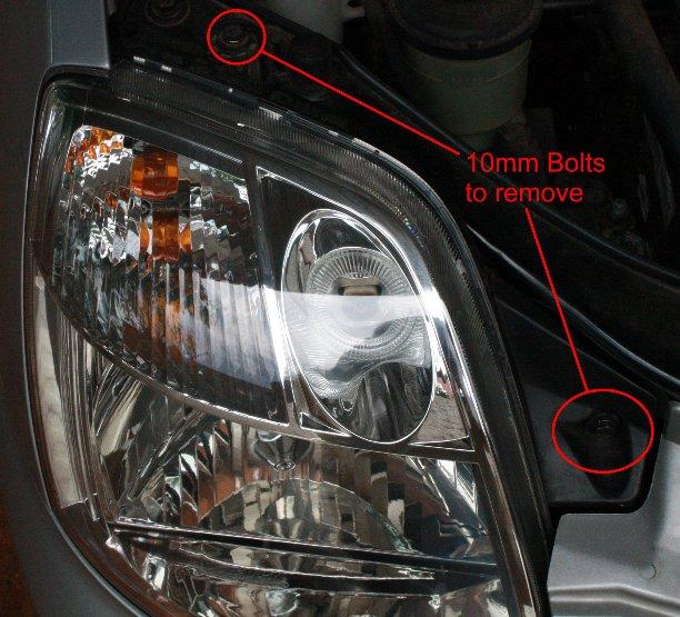 How Do I Change The Headlight Bulb Page 3 Kia Forum