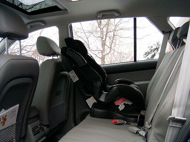 Baby Seats Kia Forum