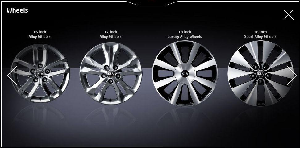 2013 Optima SX wheel swap - Kia Forum