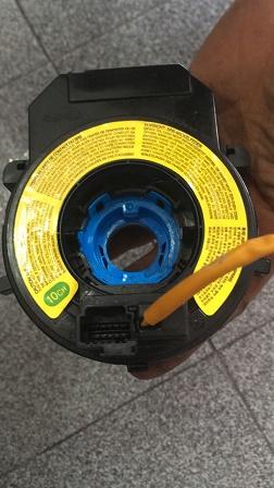 D Clock Spring Sorento Ii V Clock on 2011 Kia Sorento