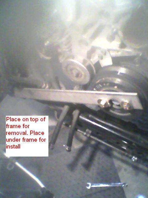 D Help Sorento Crankshaft Broke Still Crankshaft Tool on 2004 Kia Sorento S