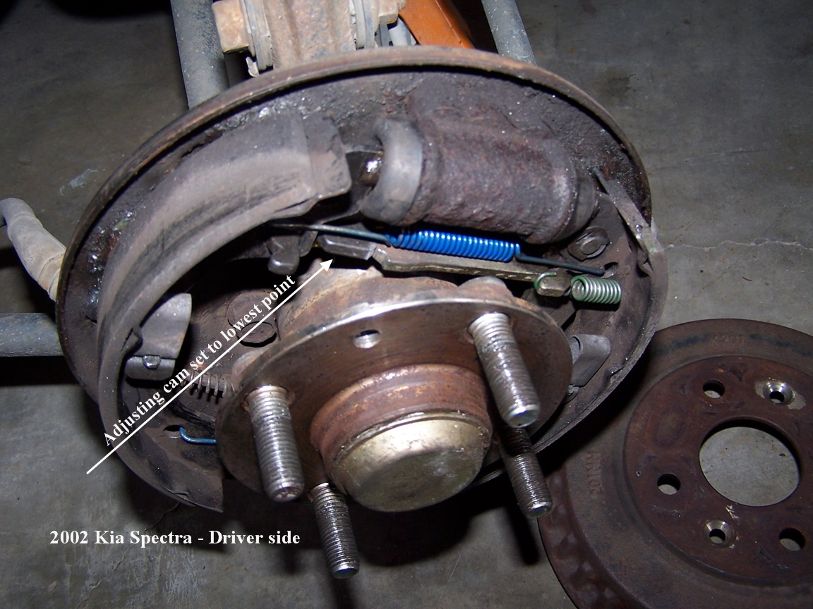 Kia Sephia Weak Brakes Solved The Mystery Page 2