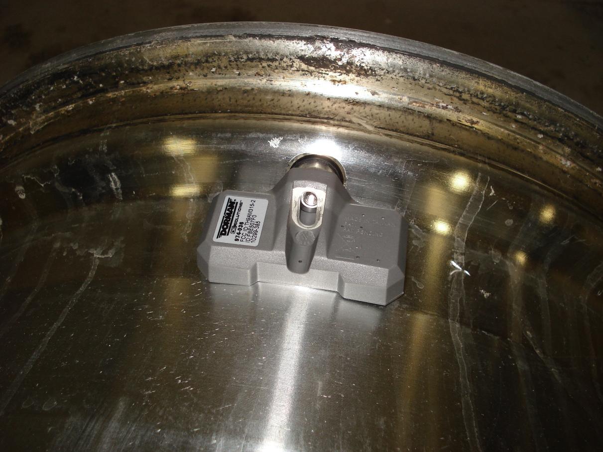 Suzuki Tire Size >> Install Tire Pressure Sensors (TPMS) on older Sorento Rims? - Kia Forum