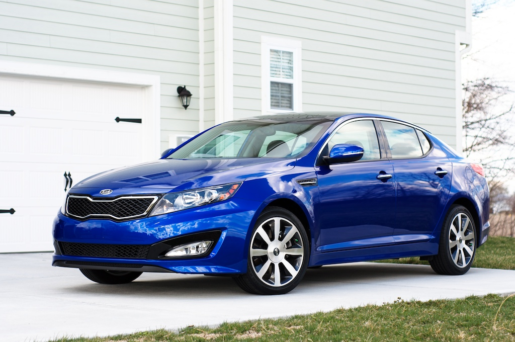 My 2011 Corsa Blue Optima SX - initial thoughts and pics ...