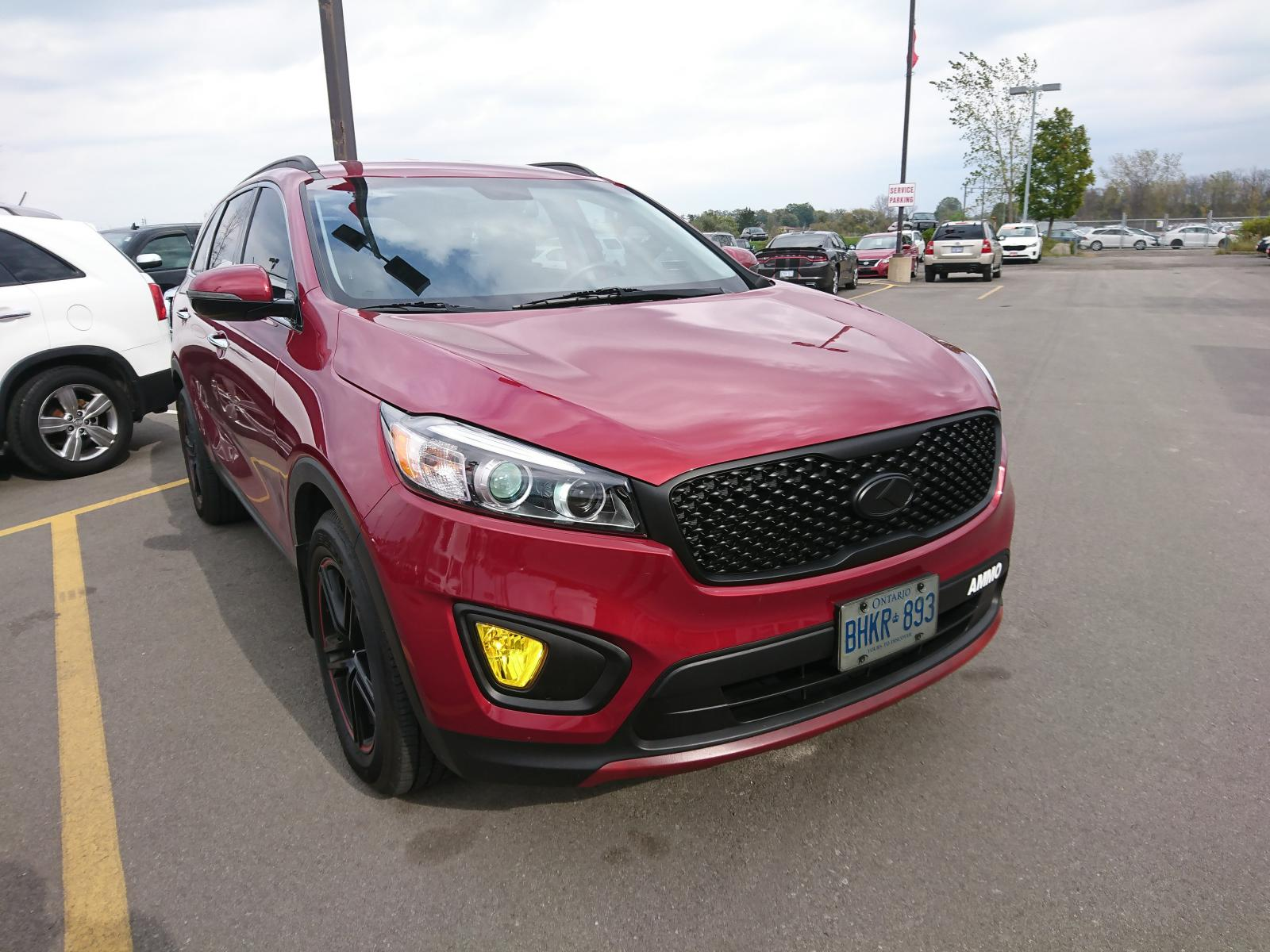 2017 Kia Soo Lx V6 Best New Cars For 2018