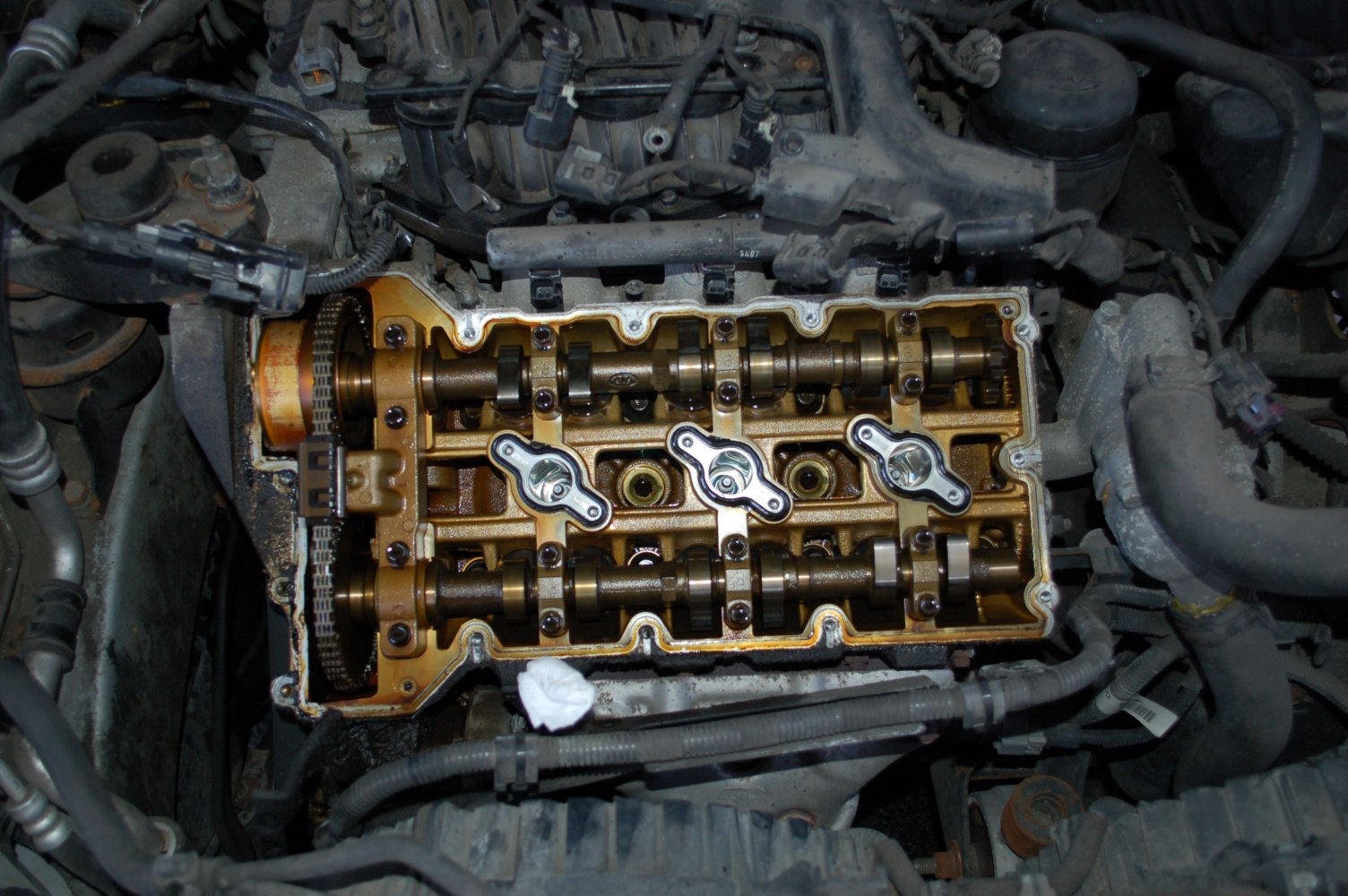 2006 Kia Sedona Engine Diagram Oil Filter System Free Wiring