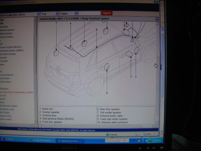 D Added Amp Standard Radio System Dscn