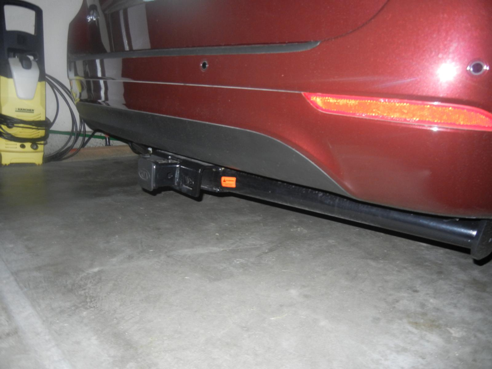 OEM Tow Hitch A9061 ADU00 Kia Forum
