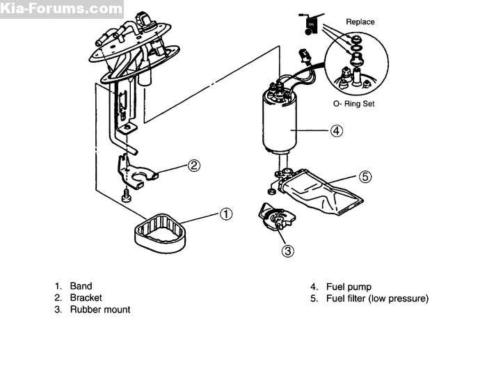 Wiring Diagram Pdf  2002 Kia Sportage Engine Diagram Fuel
