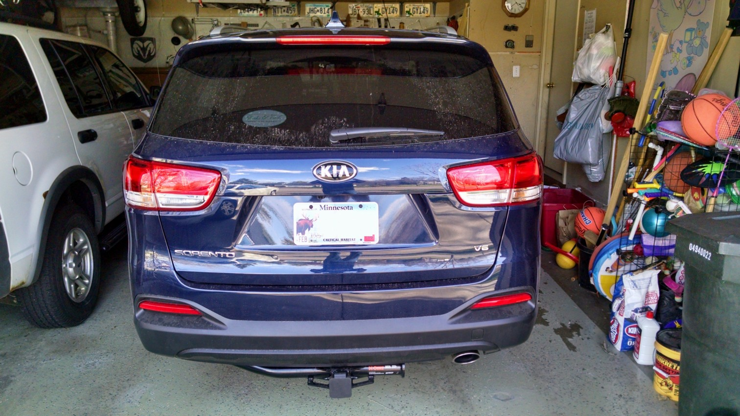 I want to get a trailer hitch Page 2 Kia Forum
