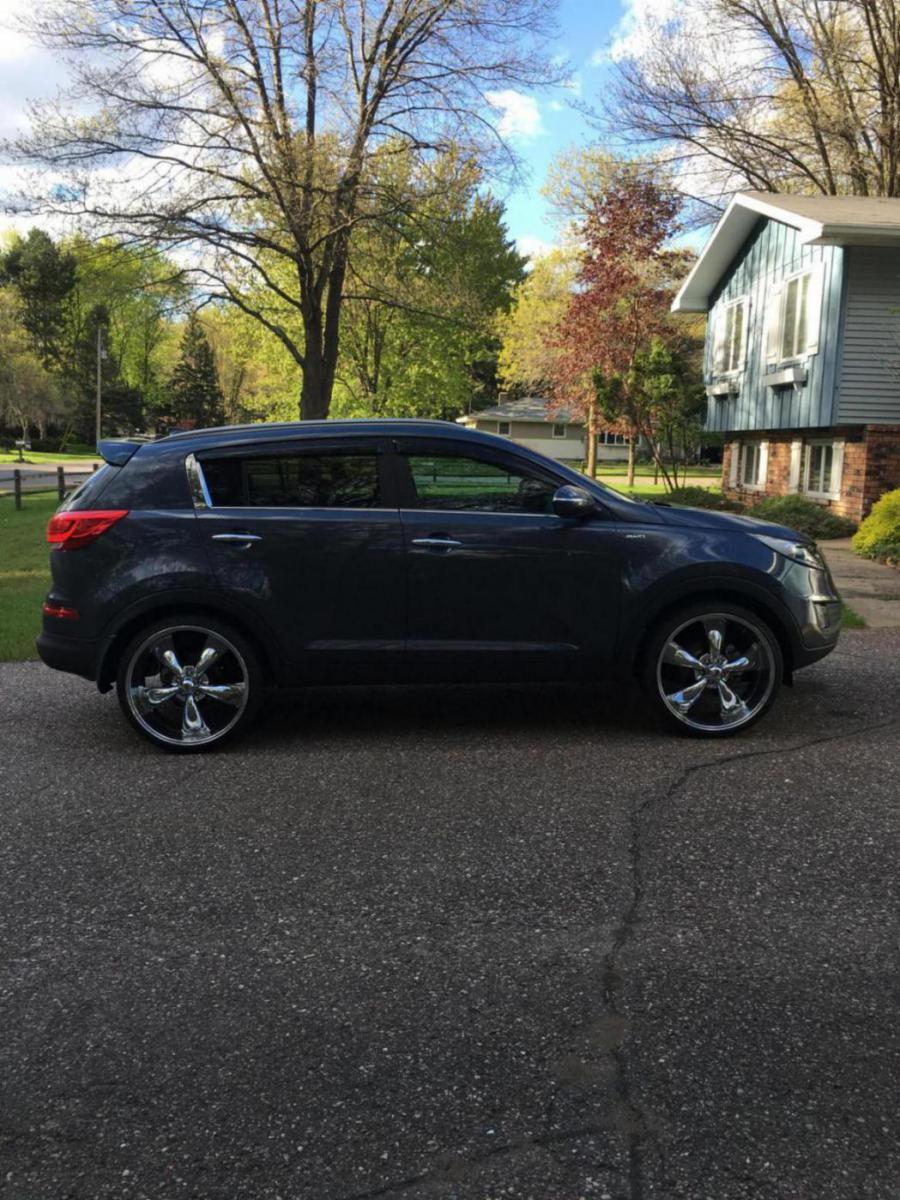 22 inch wheels fit on sportage kia forum. Black Bedroom Furniture Sets. Home Design Ideas