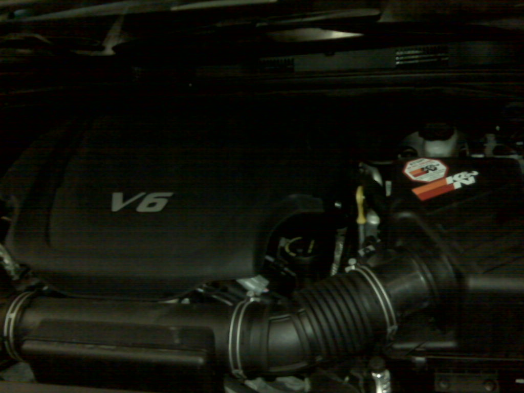 Picture of K&N installed in my V-6 Borrego-img00027.jpg