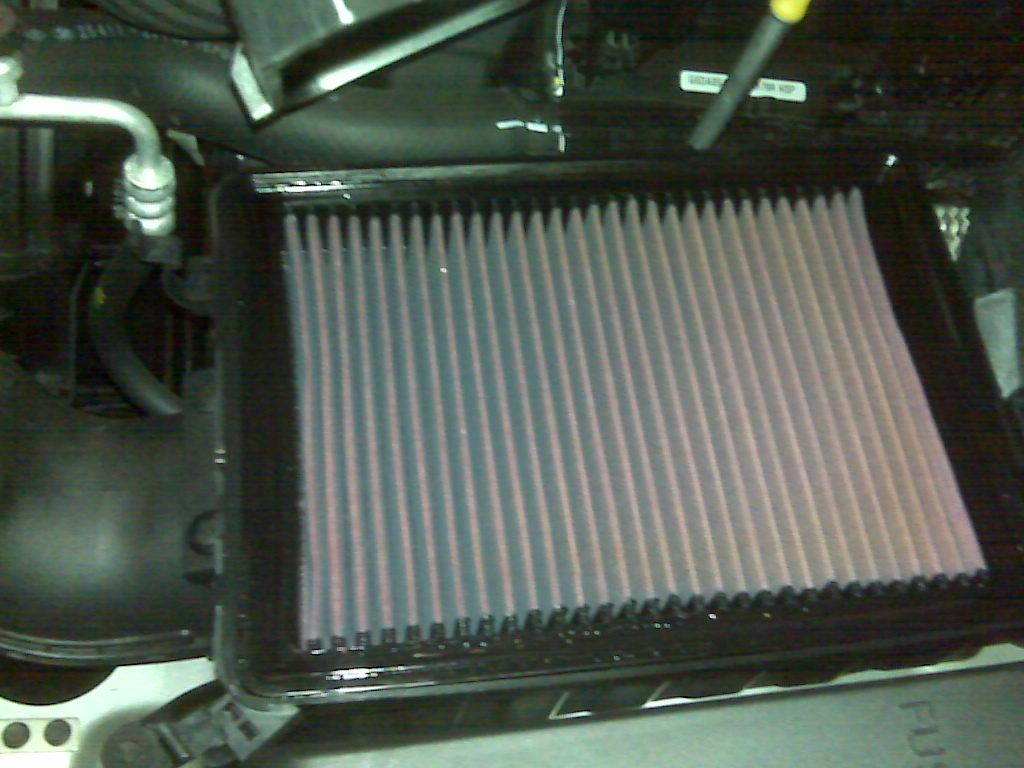 Picture of K&N installed in my V-6 Borrego-img00028.jpg