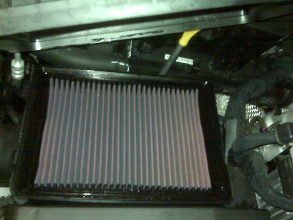 Picture of K&N installed in my V-6 Borrego-img00032.jpg