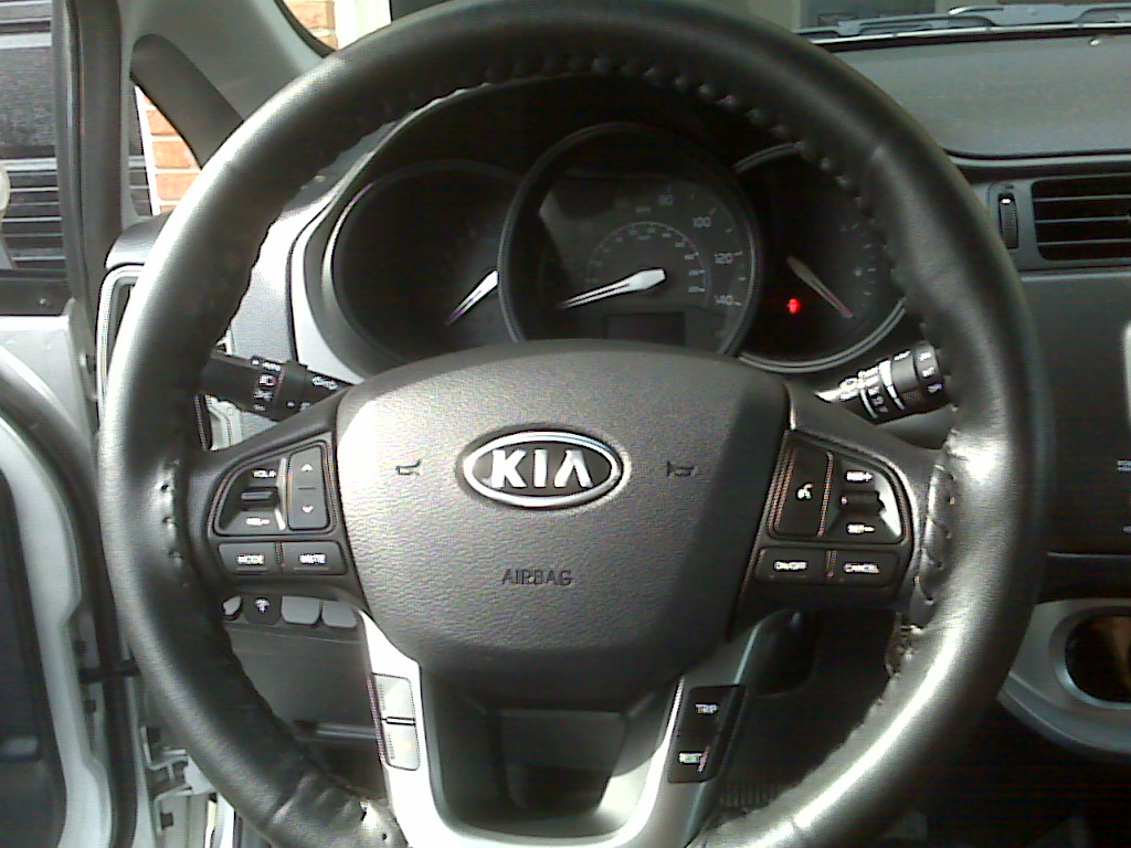 Leather Steering Wheel Falling Apart Page 3 Kia Forum