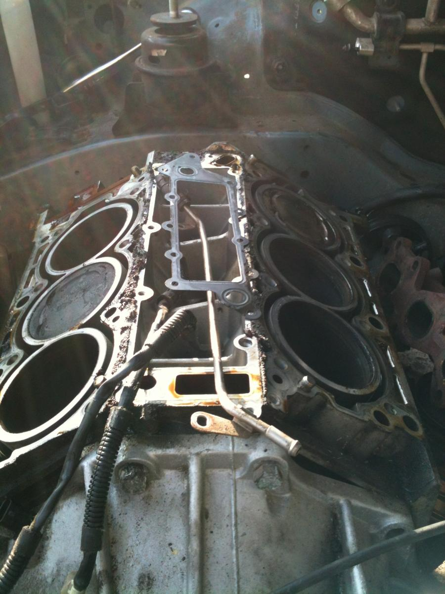 Kia Sportage Ex >> Replacing Head Gaskets on 2006 Sedona 3.8L (US) - Kia Forum