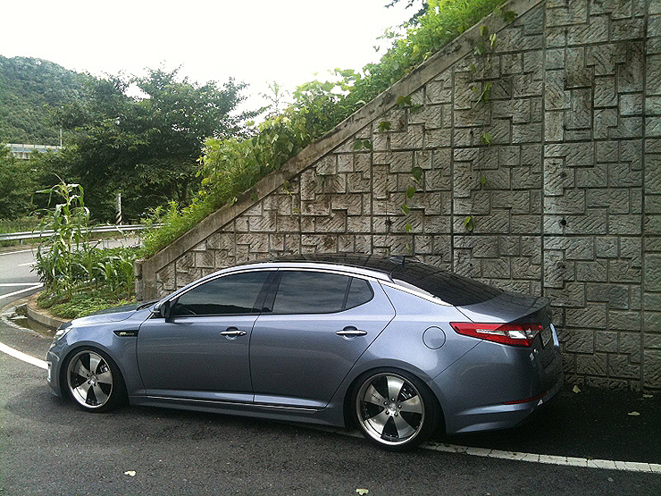 My new optimak5 hybrid tuneair suspension and 19inch kia click image for larger version name img0693g views 13107 size 5712 sciox Choice Image