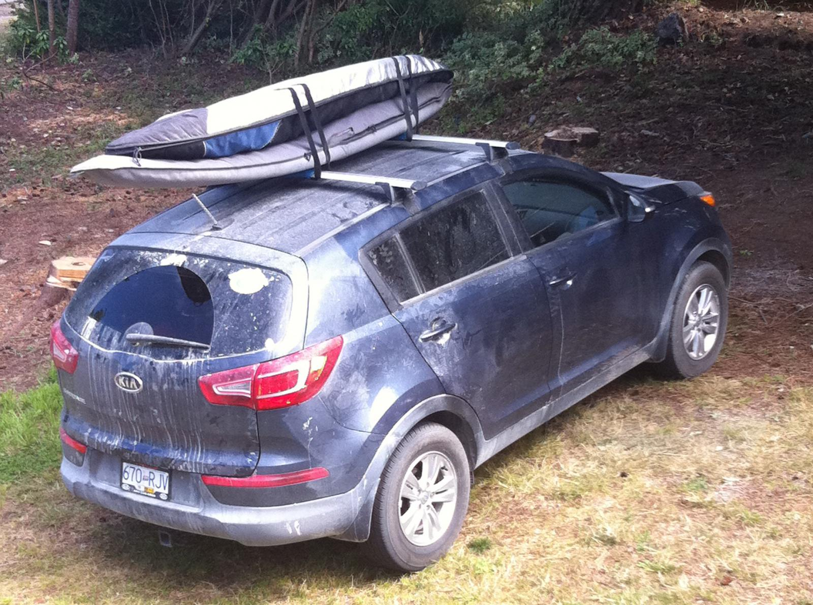 sportage sx awd for light offroad page 2 kia forum. Black Bedroom Furniture Sets. Home Design Ideas