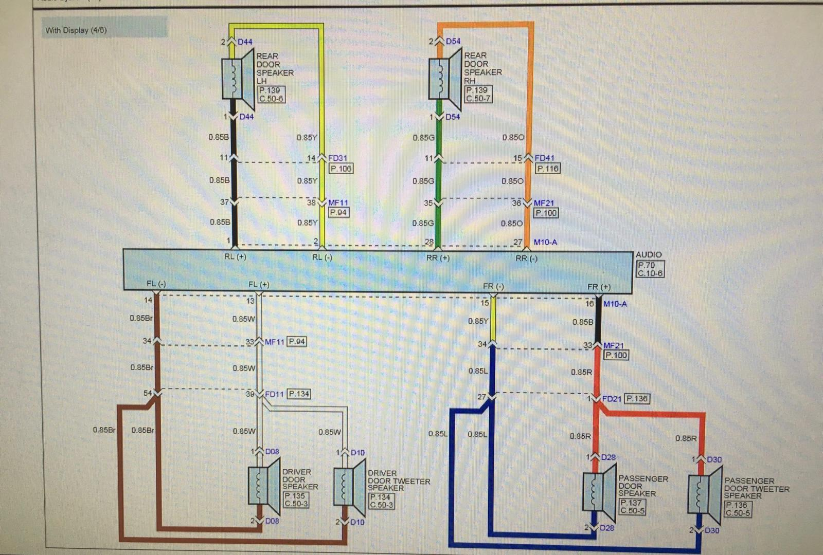 Wiring Diagram | Kia Forum on