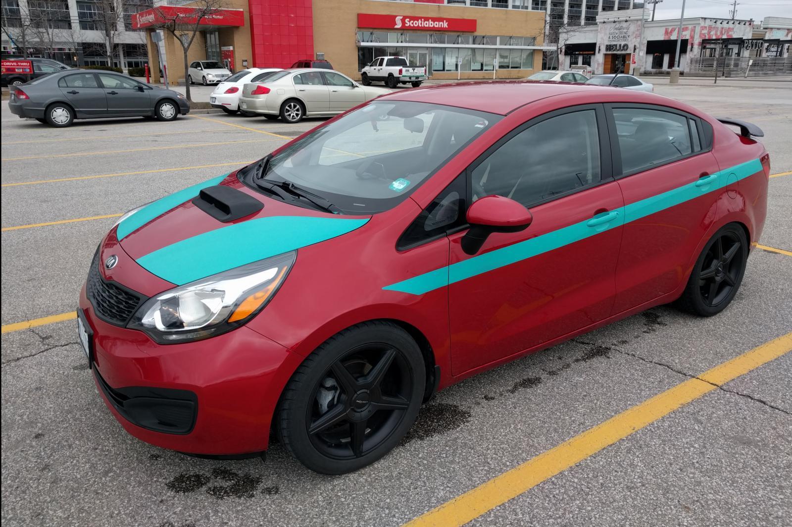 Kia Rio Lx Sedan Modifications Page 4 Kia Forum