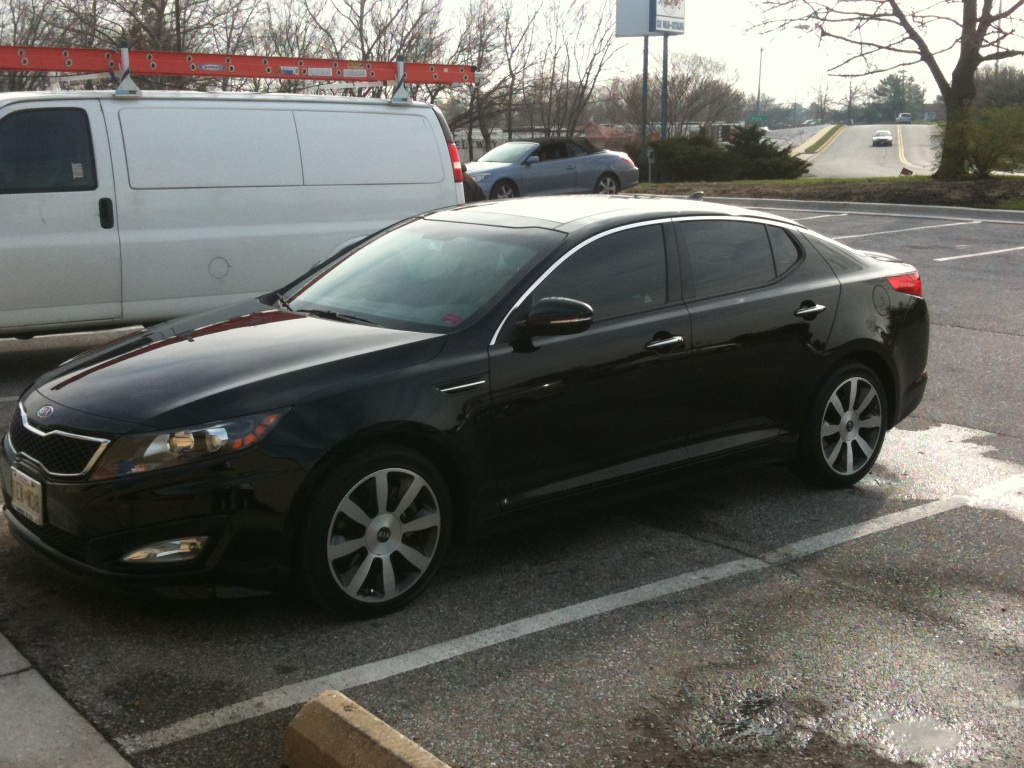 New Kia Optima Sx Owner Page 2 Kia Forum