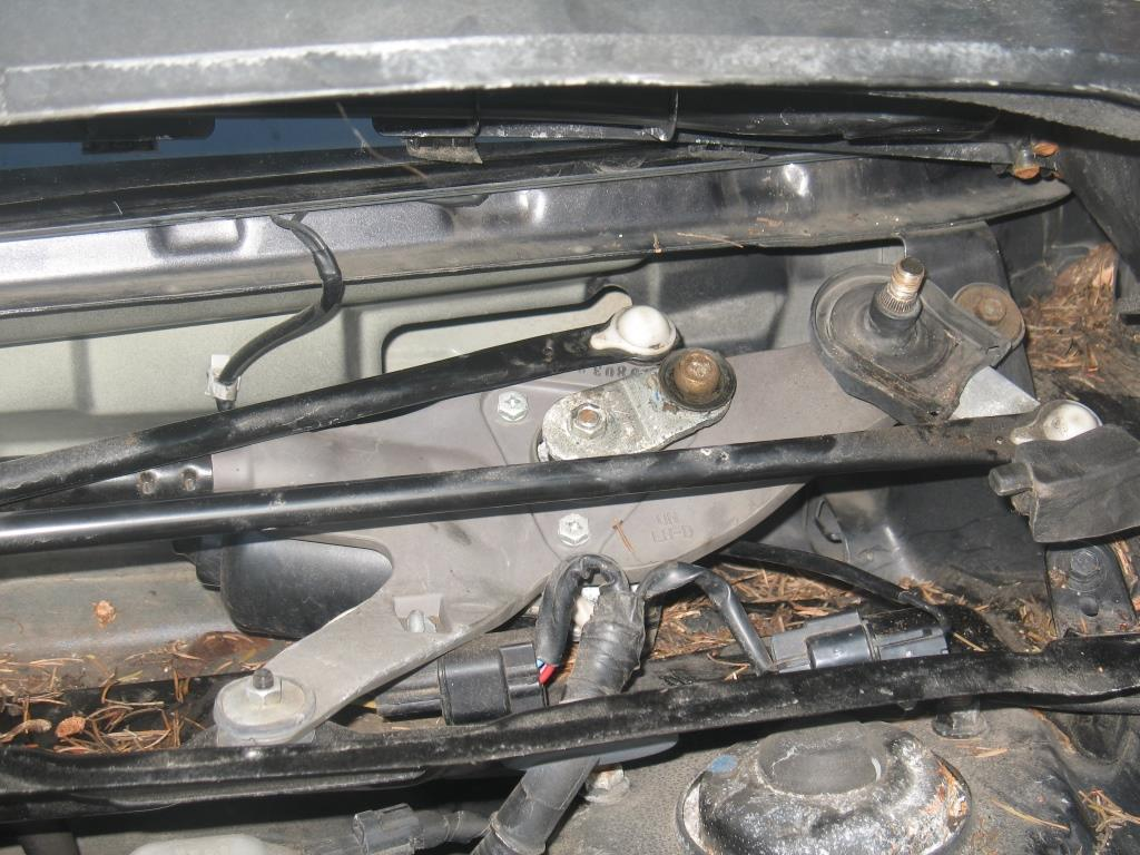 D Front Wiper Linkage Bushing Img