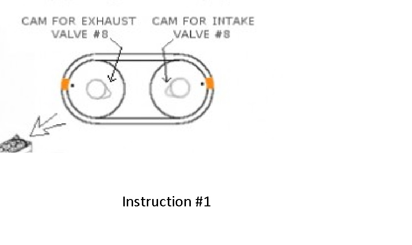 D Camshaft Chain Position Instruction on 2006 Kia Spectra Engine Diagram