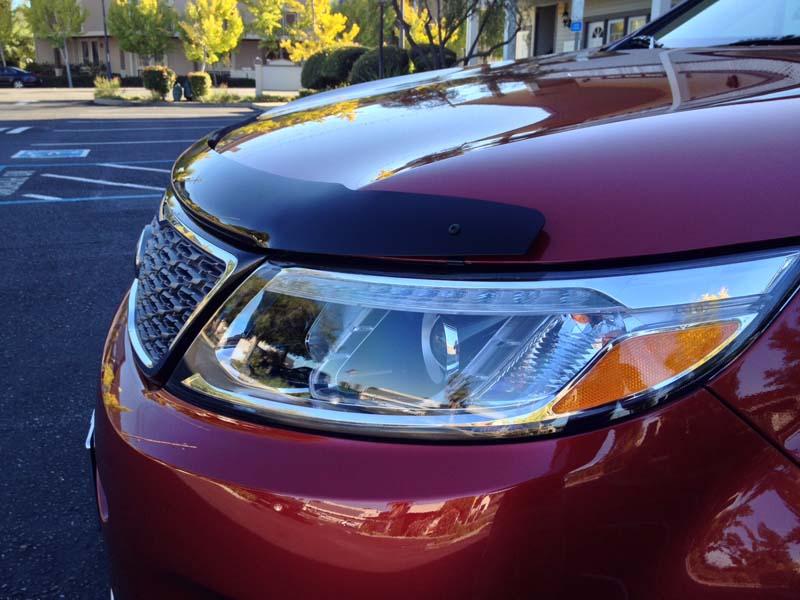 OEM NEW Hood Protector Deflector Bug Shield 2011-2013 Kia Sorento 1U024-ADU00