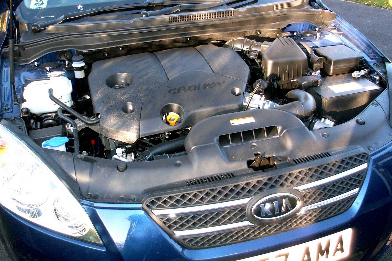 Kia Ceed Engine Car Reviews 2018 Fuse Box Location Anyone Upgraded Their To The Facelift Page 3 Forum