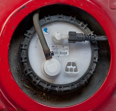 Kia Picanto Fuel Petrol Filter Change Kia Forum