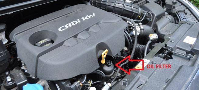Engine Oil Filter 2lt Diesel - Page 2 - Kia Forum