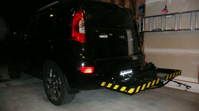 Cargo Carrier For 2013 Soul 4u Kia Forum