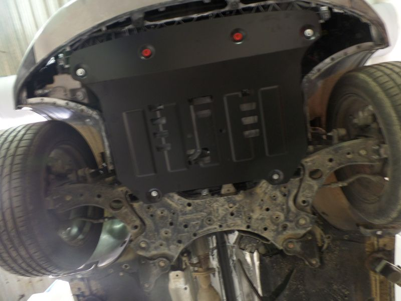 Installed Silver Skid Plate On Lx Page 2 Kia Forum