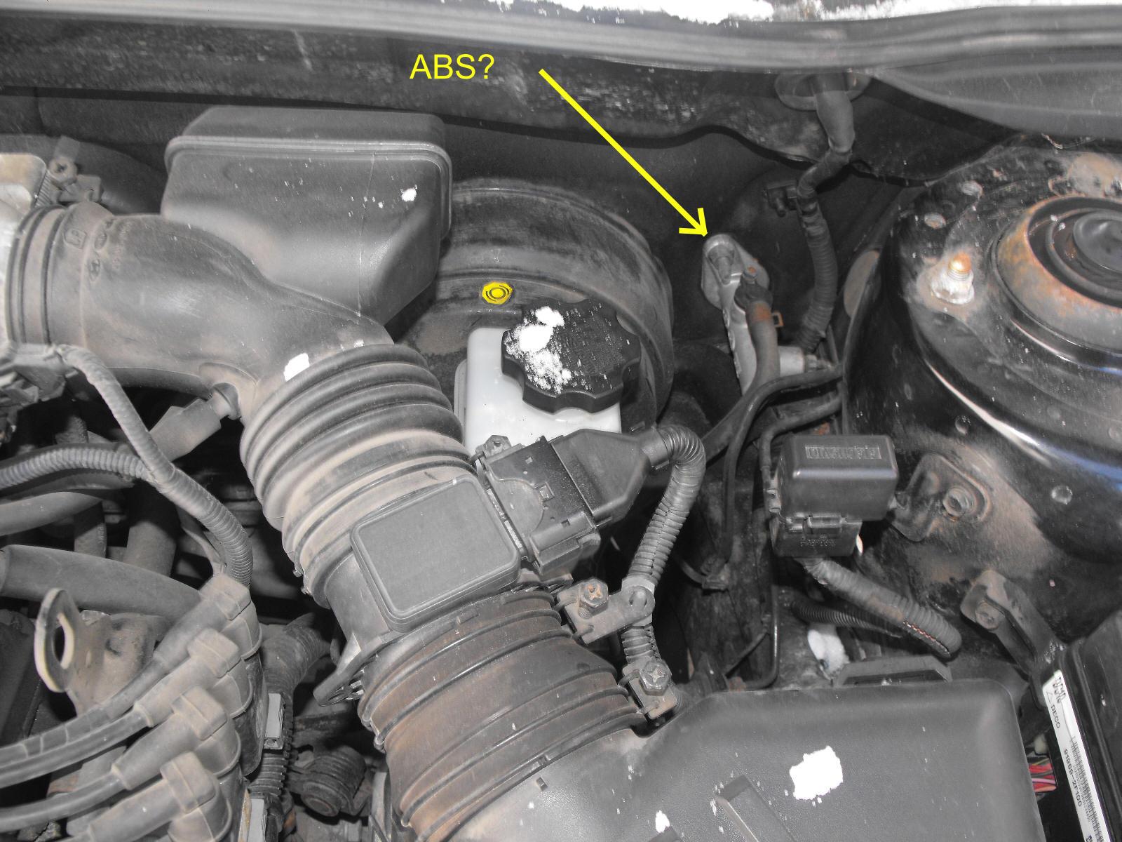 D Kia Spectra Abs Kia on 2008 Ford Edge Starter Location