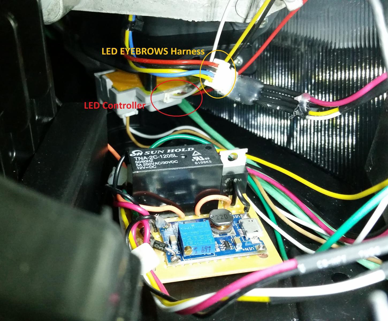 DIY - Positioning Lights as DRLs-module-connected.jpg