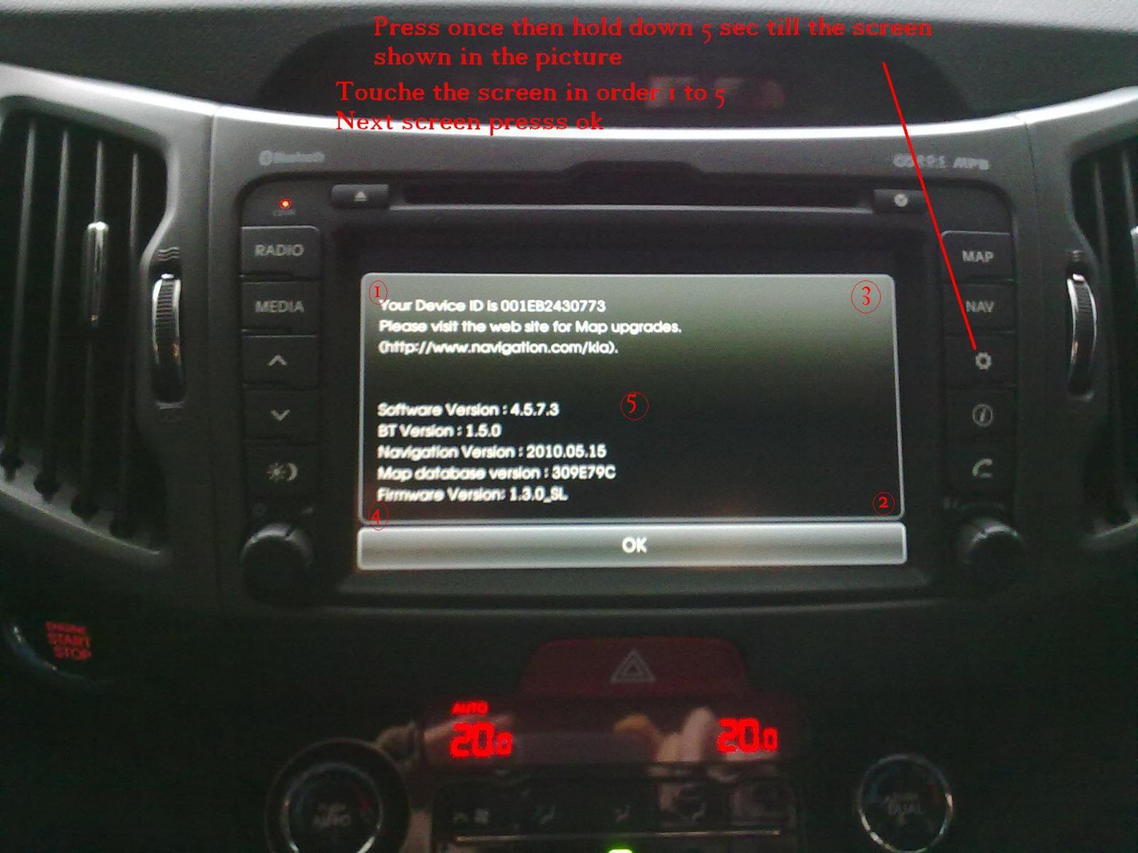 Renault media Nav Hack